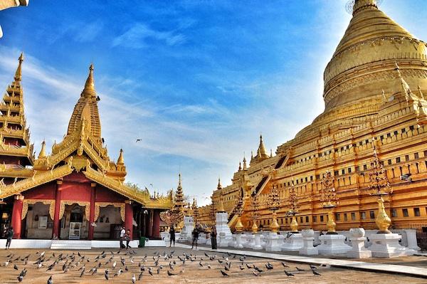 Pagoda di Shwezigon